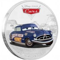 2017-1-oz-niue-silver-disney-cars-doc-hudson-proof-coin-rev