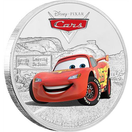 2017 1 oz niue silver cars lightning mcqueen proof coins l jm bullion
