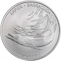 2017-1oz-Tokelau-Silver-Barracuda-Coin-BU