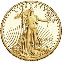 2017-w-1-4-oz-proof-american-gold-eagle-obv