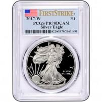 2017-w-1-oz-proof-american-silver-eagle-pcgs-pr70-dcam-fs