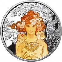 1-oz-proof-colorized-mucha-proof-rose