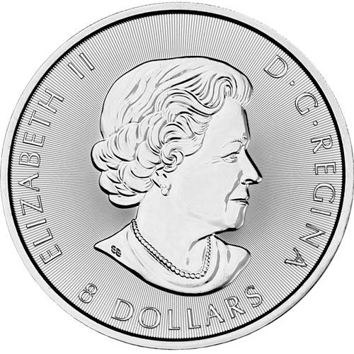 1 Oz Silver Canadian Maple Leaf Price