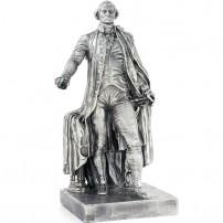 11-oz-Antique-Finish-George-Washington-Silver-Statue-2