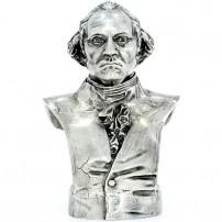 20-oz-Antique-Finish-George-Washington-Bust-Silver-Statue-2