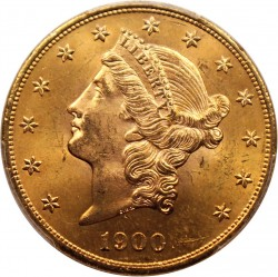 1900 Liberty Head 20 Gold Coin Value Jm Bullion