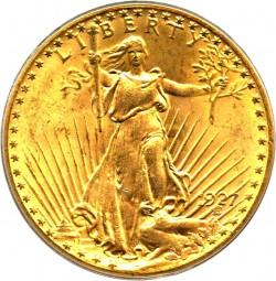1927 St Gaudens 20 Gold Coin Value Jm Bullion