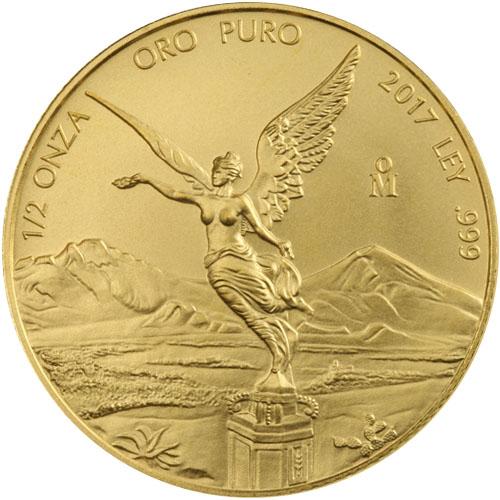 Buy 2017 1 2 Oz Mexican Gold Libertads Online L Jm Bullion