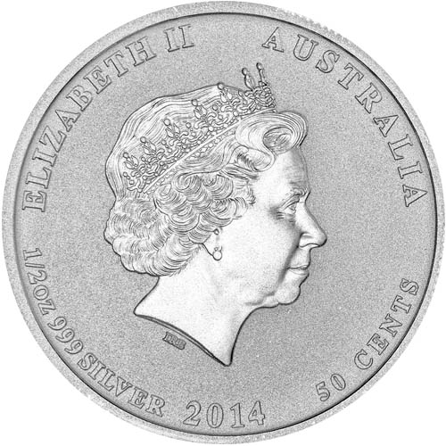 2014 Houston Texas Australia Sister Cities 1//2 oz .999 Silver Oilfield Coin
