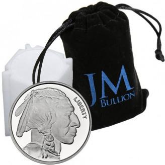 Buy Silver At Spot Price Jm Bullion Starter Pack