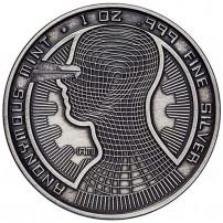 Buy bitcoin silver coins rounds free shipping jm bullion 1 oz antique bitcoin guardian commemorative silver round ccuart Gallery