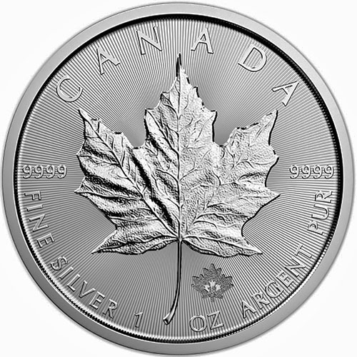 Buy 2018 Canadian Silver Maple Leaf Tube Online Jm Bullion