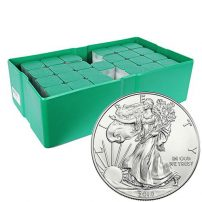 Uncirculated American Silver Eagles Free Shipping Jm