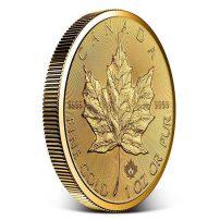 Buy Gold Maple Leafs - Free Shipping | JM Bullion™