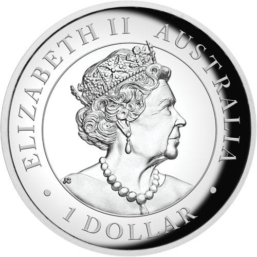2019  Australian Kookaburra Kangaroo Koala Proof Silver 3 Coin High Relief Set