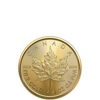 2020 1//20 oz Canadian Gold Maple Leaf $1 Coin .9999 Fine BU Sealed