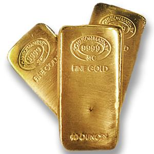 Buy 10 Oz Johnson Matthey 9999 Gold Bars Jm Bullion